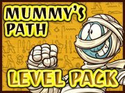 Mummys Path Level Pack Game