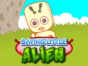 Play Saving Little Alien game