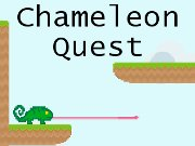 Play Chameleon Quest game