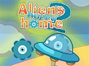 Play Aliens Hurry Home 2 game