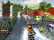 Play Jet Ski Racer game
