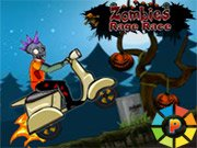 Zombie Rage Race Game