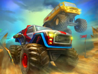 Monster Wheels 2 Game