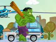 Play Revenge Of The Hulk game