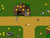 Play Shadowreign RPG game