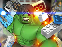 Play Lego Hulk game