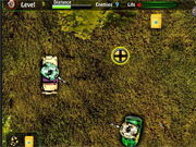 Massive Tank Attack Game