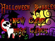 Play Halloween Bubbles game