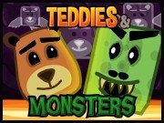 Teddies and Monsters Game