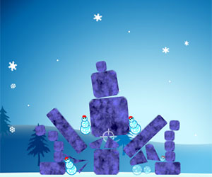 Play Snowmans Monsters game