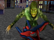 Play Spiderman Lizard Clone game