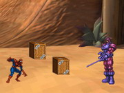 Play Spiderman - Heroes Defence game
