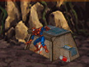 Spiderman Rumble Defence Game