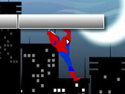 Spiderman - City Raid Game