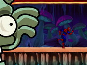 pelata Spiderman Zombie Run 2 peli
