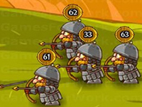Play Monster Town Defense 3 game