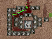 Play Zombie Tower Defence game