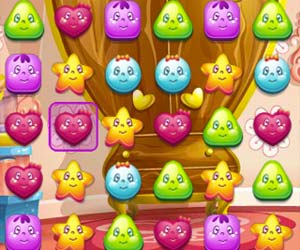 Play Cartoon Candy game