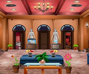 Play American Bungalow Escape game