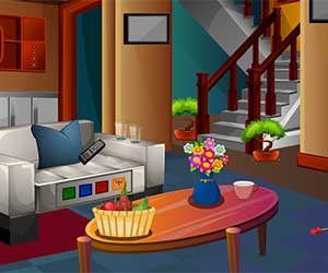 Play Duplex House Escape 2 game