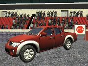 Play Truck Challenge Arena 3D game