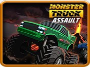 Play Monster Truck Assault game