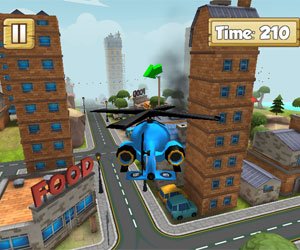 Play Tini Heli game