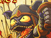 Play Monster War Zone 2 game
