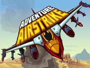 Play Adventure Airstrike game
